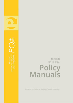 Policy Manuals: To Write Or To Buy?